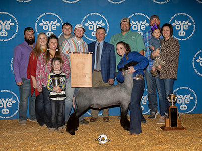 Johnson Club Lambs - Gotebo, OK : Winners